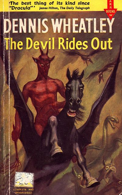 Capa de The Devil Rides Out