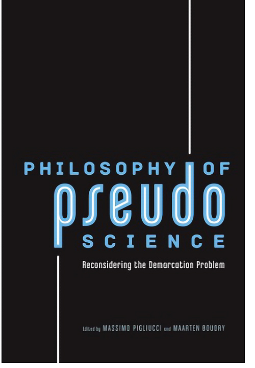 Capa do livro The Philosophy of Pseudoscience